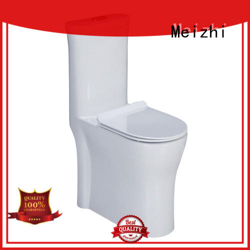Meizhi new design one piece toilet seat wholesale for hotel