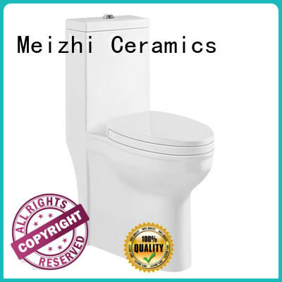 Meizhi self-cleaning contemporary toilet supplier for home