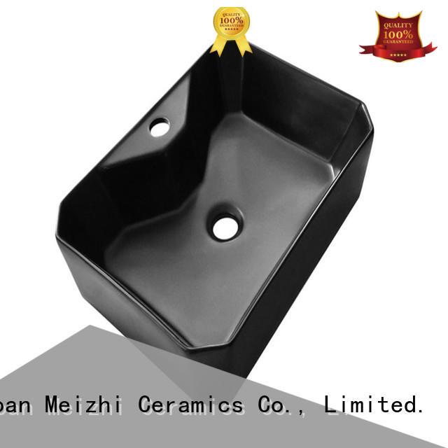reliable black sink basin manufacturer for hotel