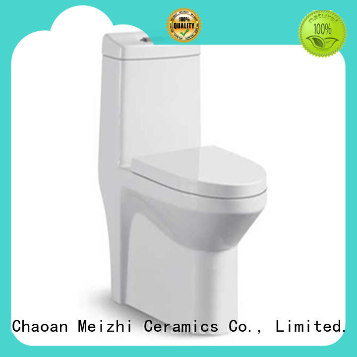 Meizhi ceramic one piece wc manufacturer for home