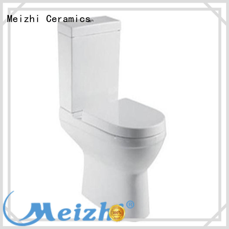 modern toilets with buttons on top with good price for washroom