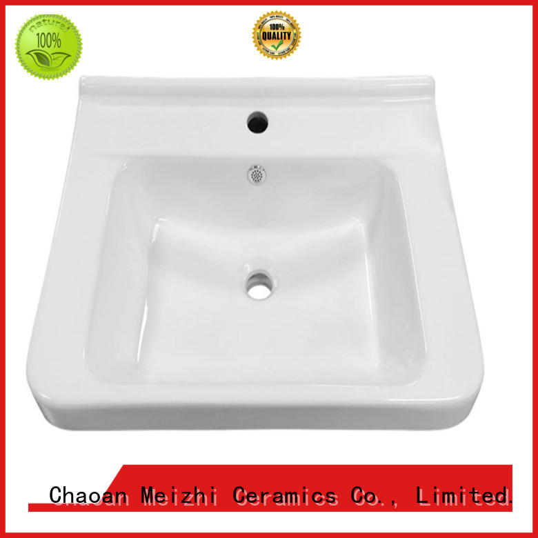 Meizhi vanity wash basin directly sale for washroom