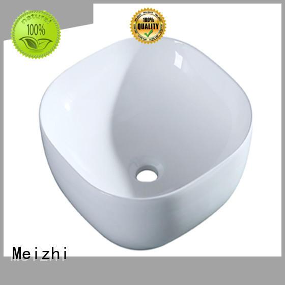 Meizhi ceramic basin supplier for washroom