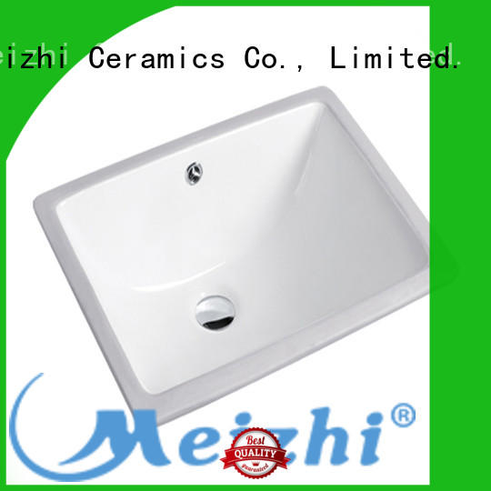 contemporary under counter wash basin directly sale for hotel