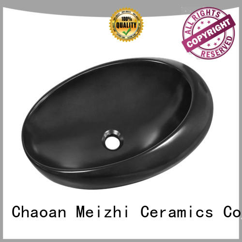 reliable basin black custom for hotel