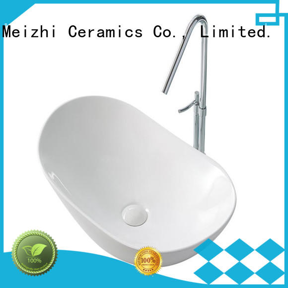 Meizhi latest wash basin factory price for home
