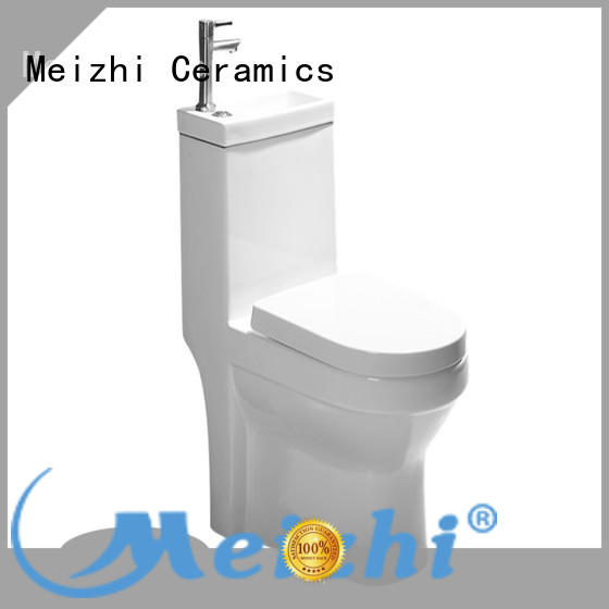 Meizhi top rated toilets supplier for hotel