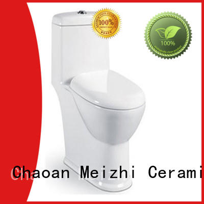 self-cleaning one piece elongated toilet wholesale for home