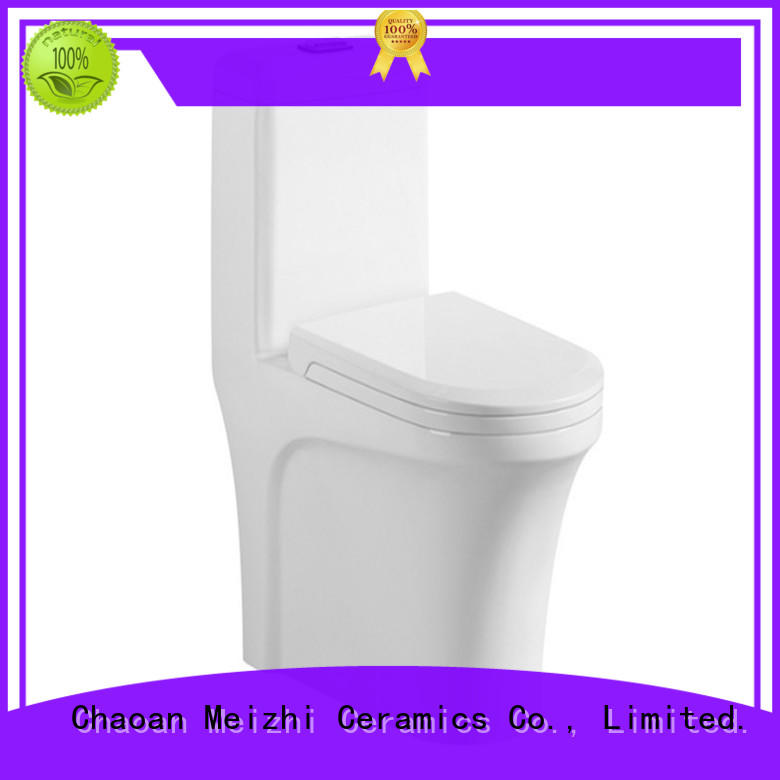 siphonic best one piece toilet manufacturer for hotel
