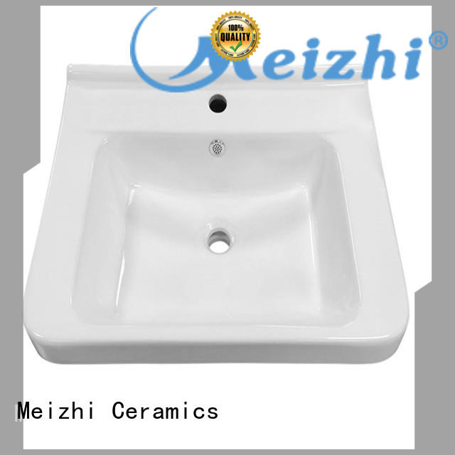 Meizhi bathroom basin units wholesale for washroom