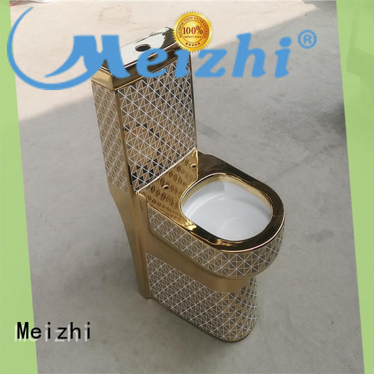 Meizhi square bathroom toilets supplier for home