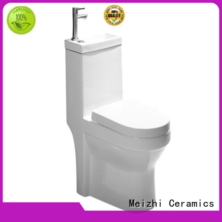 Meizhi one piece toilet reviews manufacturer for washroom