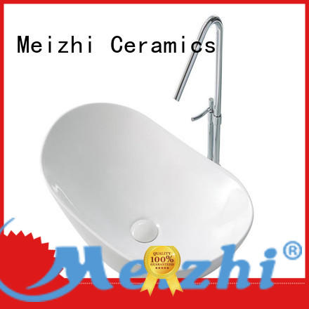 white cheap wash basin directly sale for hotel