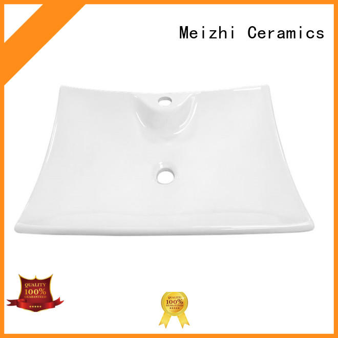 Meizhi ceramic basin wholesale for home