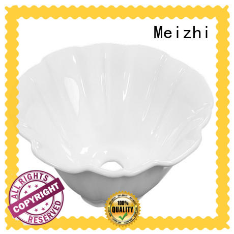 Meizhi toilet hand basin wholesale for washroom