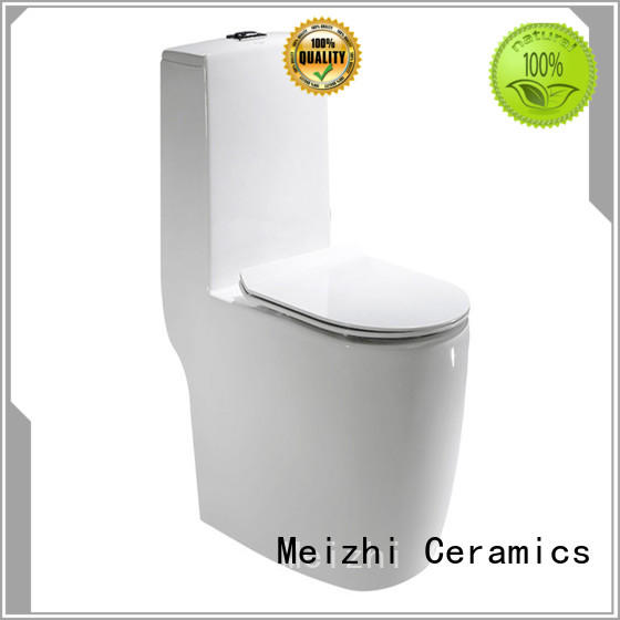 Meizhi siphonic bathroom toilets wholesale for home