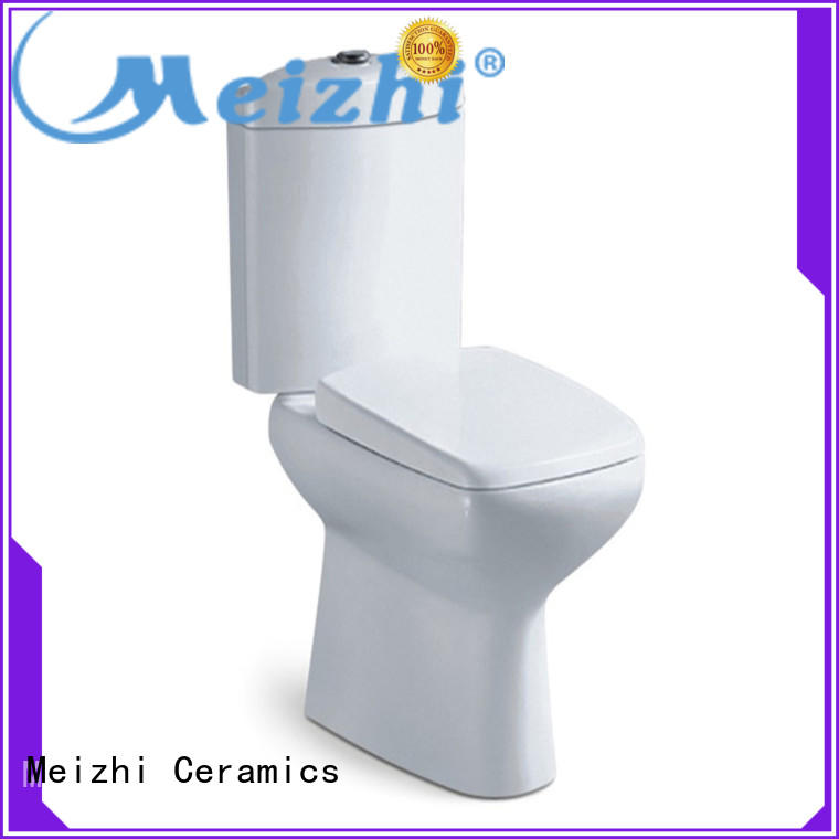 Meizhi eco flush toilet directly sale for bathroom