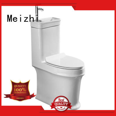 Meizhi ceramic modern toilet customized for home