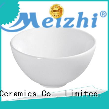 Meizhi fancy round wash basin manufacturer for home