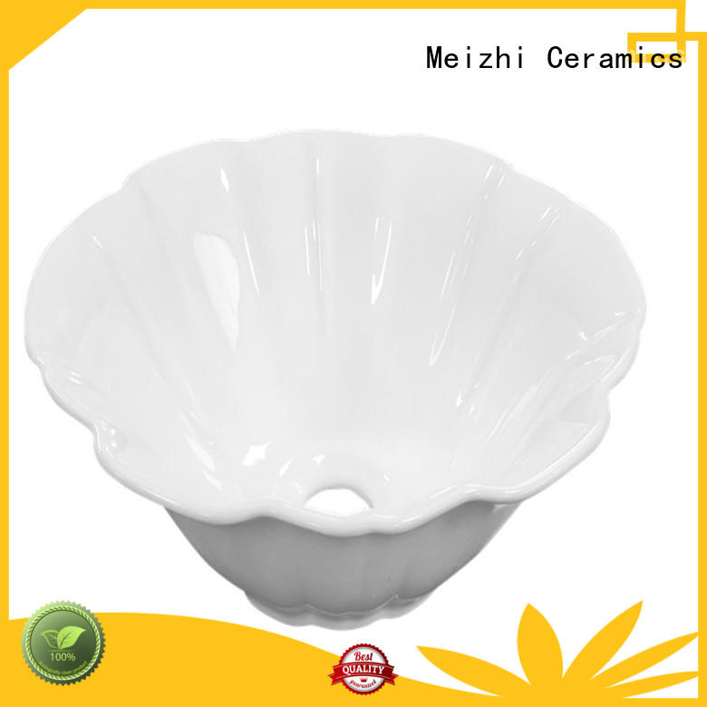 Meizhi gold wash basin factory price for home