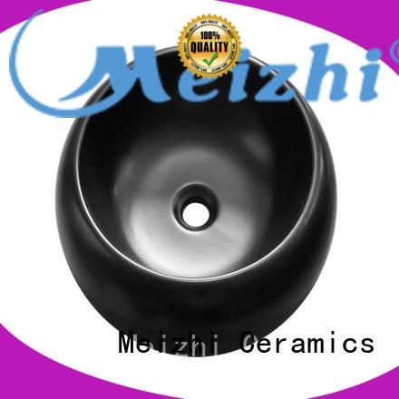Meizhi black basin wholesale for washroom