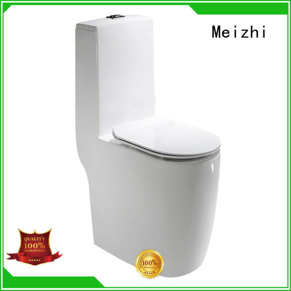 Meizhi self-cleaning water efficient toilets directly sale for home
