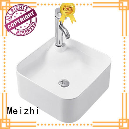 Meizhi cheap wash basin factory price for home