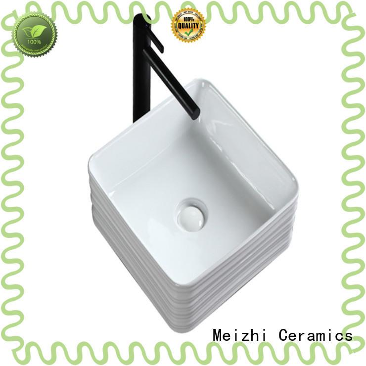 hot selling ceramic basin wholesale for hotel