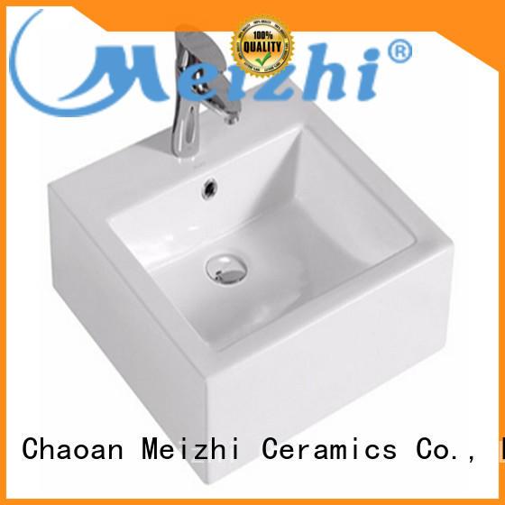 Meizhi elegant latest wash basin manufacturer for home