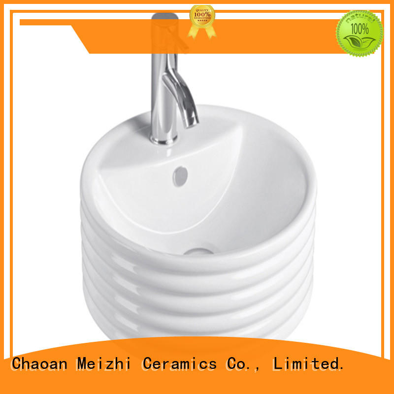 Meizhi latest wash basin manufacturer for washroom
