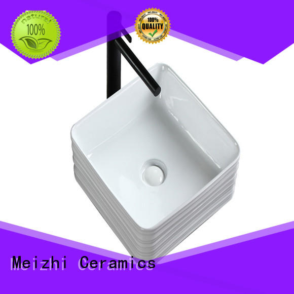 Meizhi fancy stylish wash basin directly sale for home