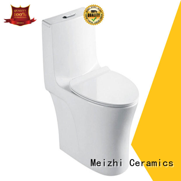 Meizhi best one piece toilet with good price for washroom