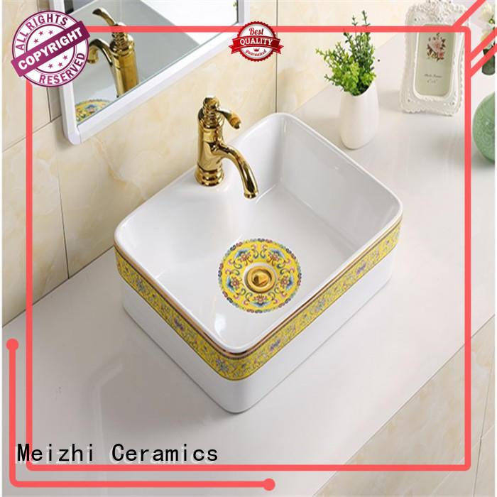 Meizhi cheap wash basin directly sale for washroom