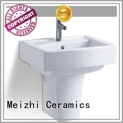 stable wall hung sink directly sale for hotel