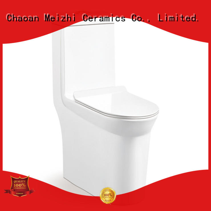 Meizhi new design contemporary toilet with good price for hotel