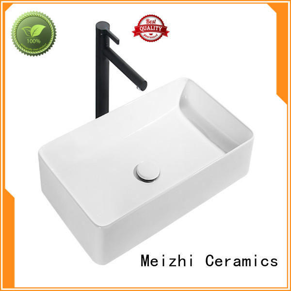 Meizhi toilet wash basin manufacturer for hotel
