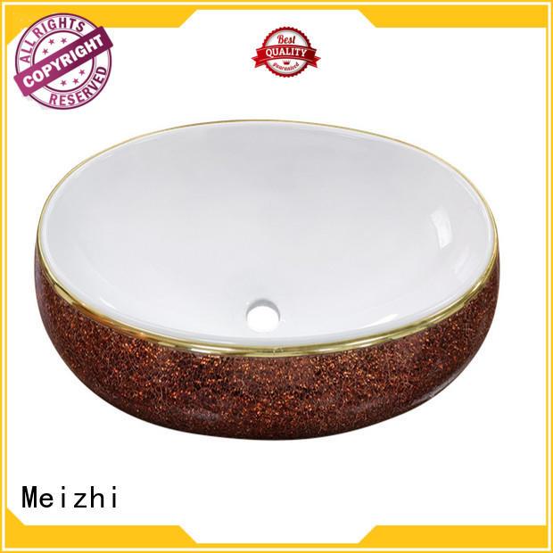 Meizhi sink basin customized for hotel