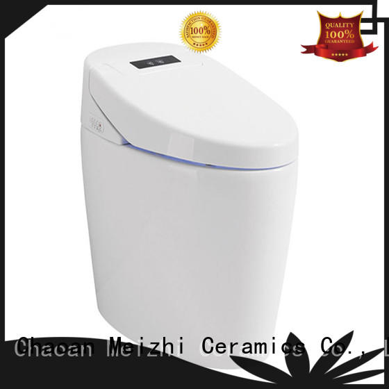 Meizhi remote control intelligent toilet manufacturer for hotel