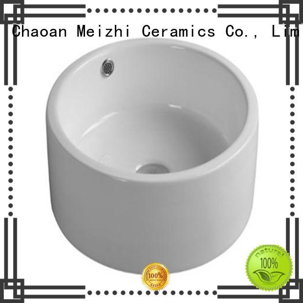 elegant wash basin size directly sale for hotel