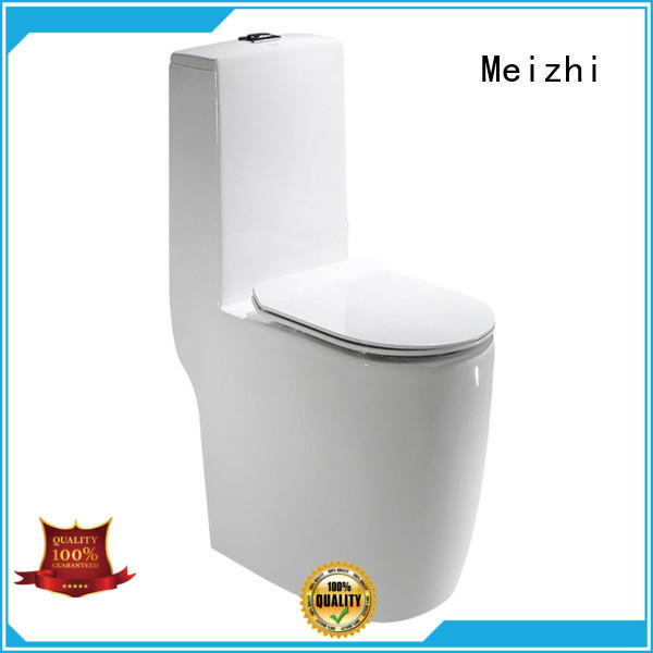Meizhi modern one piece toilet wholesale for home