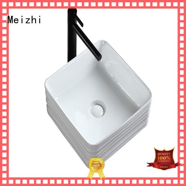 fancy round wash basin supplier for bathroom