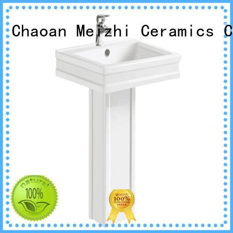 Meizhi wash basin furniture directly sale for hotel