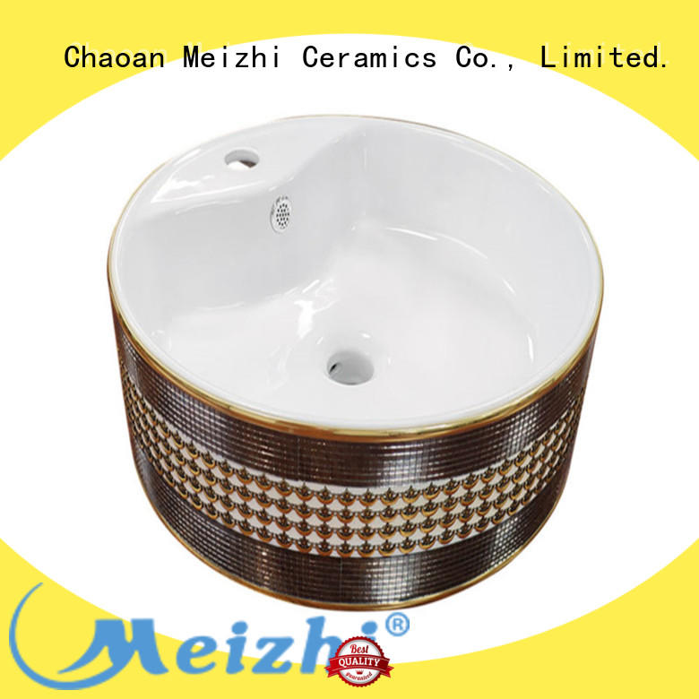 ceramic ceramic wash basin manufacturer for hotel