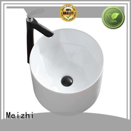 gold latest wash basin customized for hotel