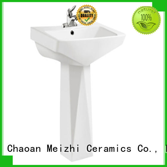 Meizhi high quality hindware basin wholesale for home