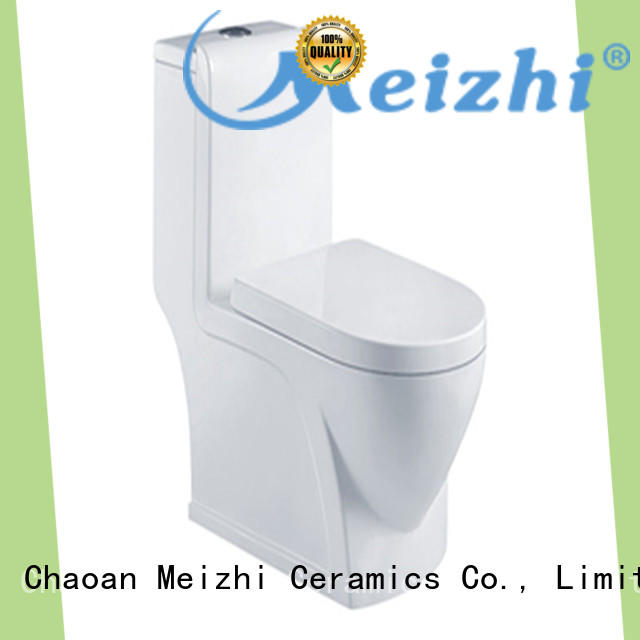Meizhi modern contemporary toilet manufacturer for home