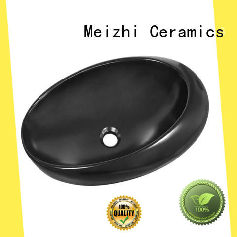 Meizhi basin black factory price for cabinet