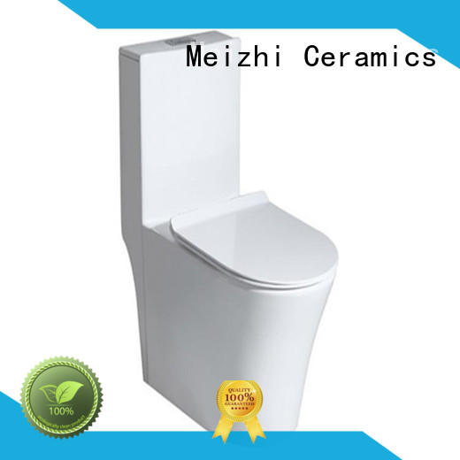 Meizhi one piece toilet reviews wholesale for washroom