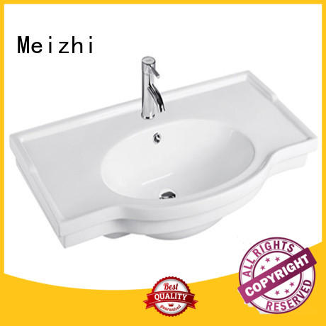 Meizhi bathroom wash basin with good price for washroom