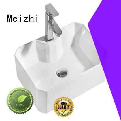 Meizhi gold wash basin directly sale for bathroom